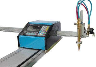פלזמה להבה גז CNC מכונת חיתוך