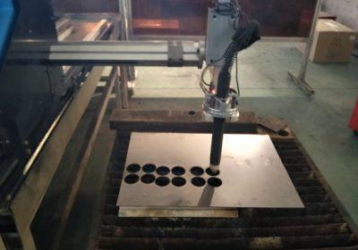 סין זול נייד cnc פלזמה חותך cnc פלזמה מכונת חיתוך