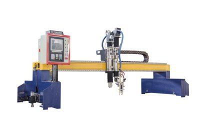 עלות נמוכה cnc צינור פלזמה מכונת חיתוך במלאי