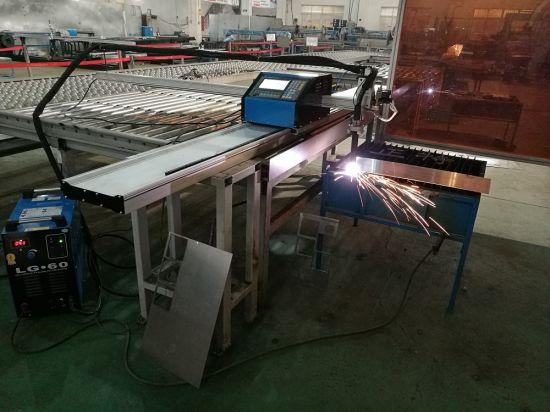 1560 חובה cnc פלזמה חיתוך מכונת סין