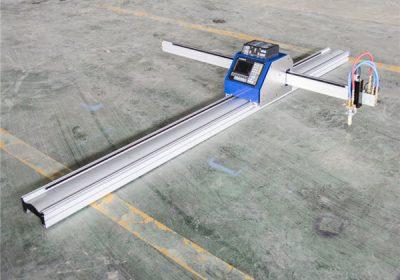 מחיר מכירה זול JX-1325 cnc פלזמה חותך / גנטרי cnc פלזמה מכונת חיתוך 43A / 63A / 100A / 160A / 200A