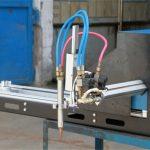 מיני gantry CNC פלזמה מכונת חיתוך / CNC גז גזירה פלזמה