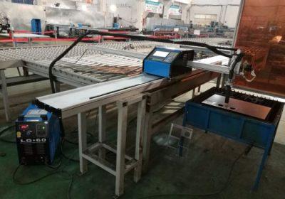 פלזמה CNC מכונת חיתוך להבה חותך נייד למכירה