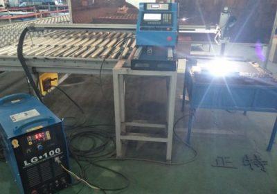 אוטומטי Gantry CNC מכונת חיתוך פלזמה / גיליון מתכת פלזמה חותך