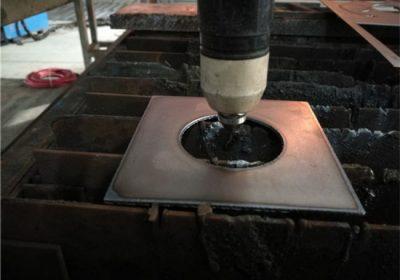 מפעל אספקת 2000 * 3000mm 2030 cnc פלזמה מכונת חיתוך עבור צינור