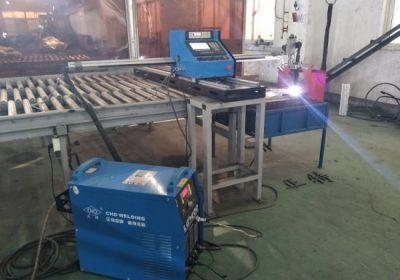 סוג גנטרי תעשיית פלזמה מכונת חיתוך