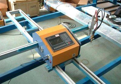 מיני פלזמה cnc מתכת מכונת להבה חיתוך