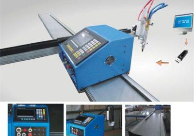 סין הספק אוקסי-אצטילן פלזמה cnc מכונת חיתוך