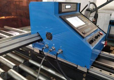 מכונות חיתוך מתכת במהירות גבוהה פלזמה לפיד חותך עבור פלדה קרטון