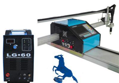 אוטומטי CNC צינור נירוסטה חיתוך המכונה מכונת חיתוך פלזמה