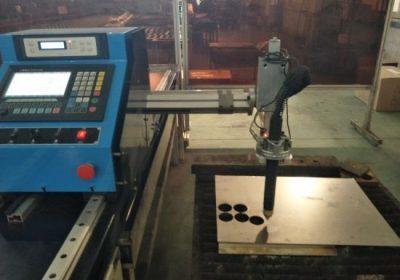 מכירת נהדר! נייד 6090 מיני / גנטרי CNC חותך פלזמה ומכונת חיתוך מתכת למכירה