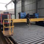פלזמה cnc איכות אירופית להבה מכונת / פלזמה cnc חותך מכונה עבור מתכת