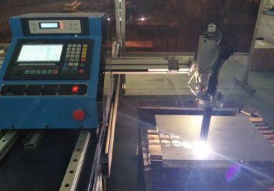 צינור פחמן מתכת cnc פלזמה צינור מכונת חיתוך