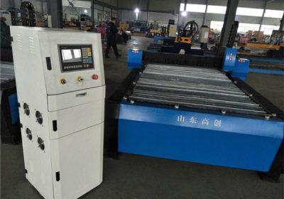 מפעל אספקת לוח להב או שולחן sawtooth JX-2030 פלזמה cnc חותך