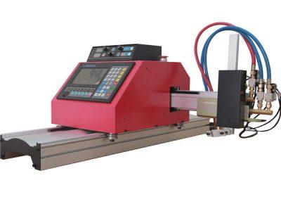 קטן גנטרי CNC להבה / פלזמה מכונת חיתוך