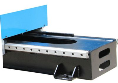 גודל גדול גנטרי פלזמה חיתוך מתכת cnc מכונת חיתוך פלזמה סין