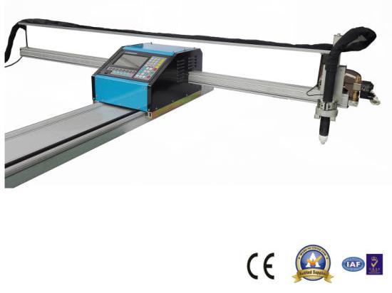 מכונת חיתוך פלזמה נייד לצינור מתכת וצינורות